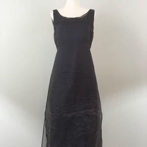 Eileen Fisher Silk Sleeveless Dress